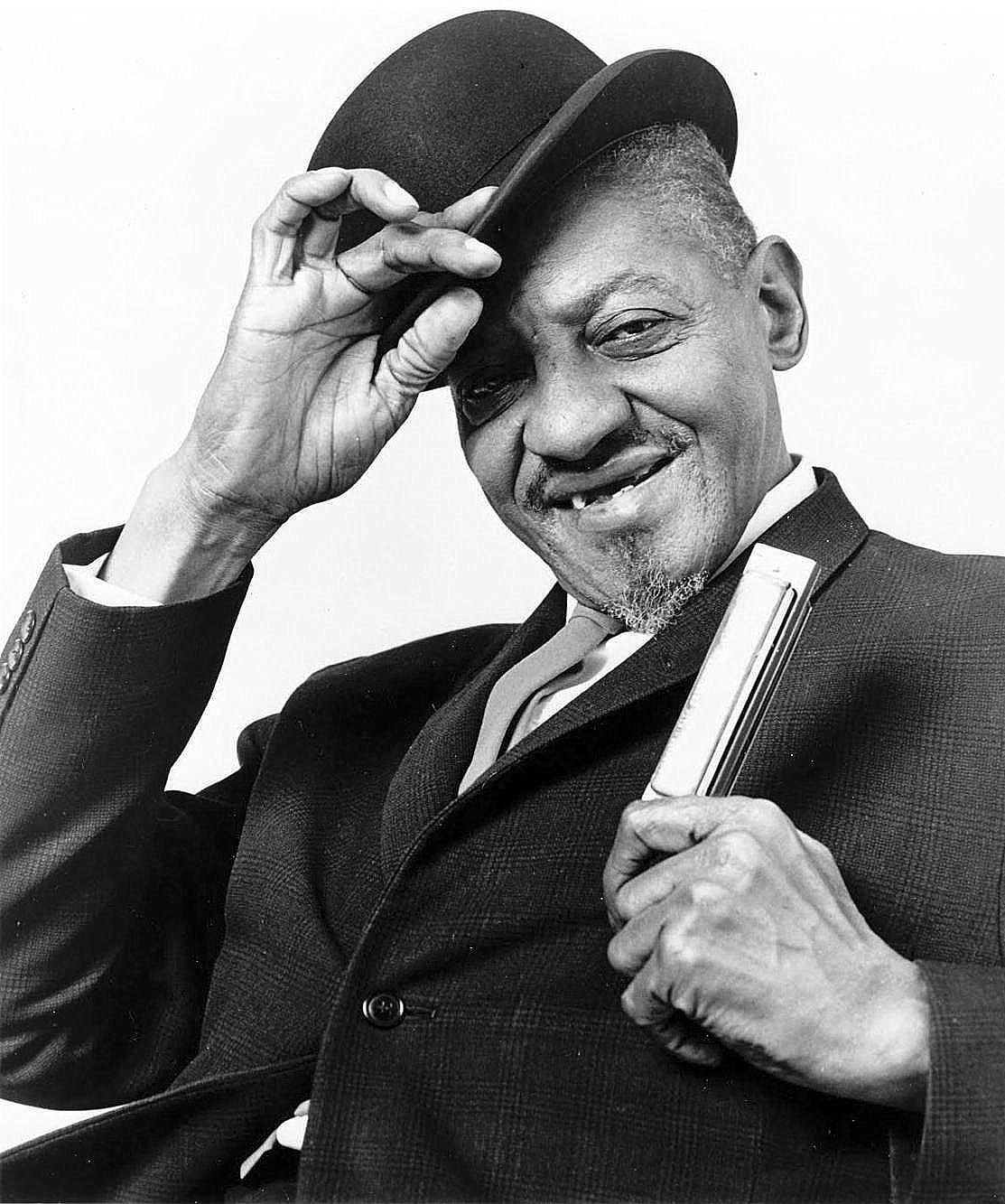 Sonny Boy Williamson II, the lonely man