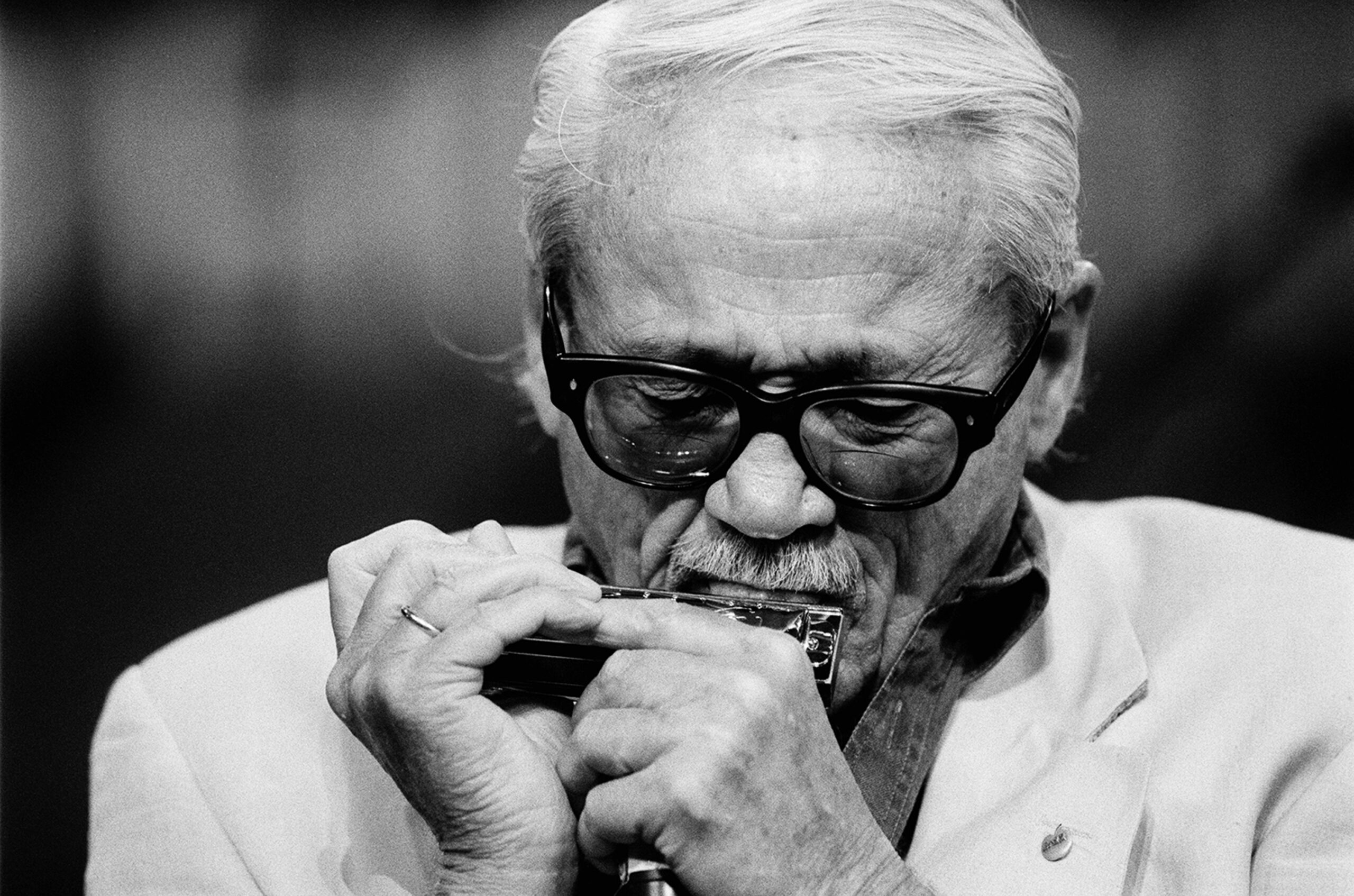 Toots Thielemans, Jazz Legend.