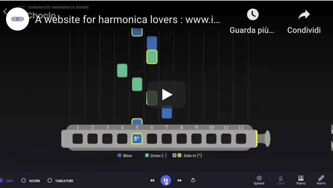 "Learn the harmonica with ""iplaytheharmonica.com"""